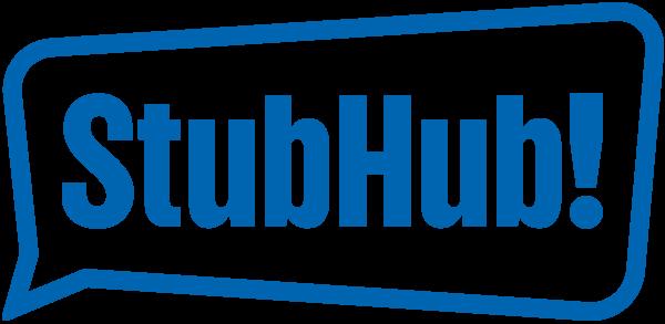 StubHub's New Logo