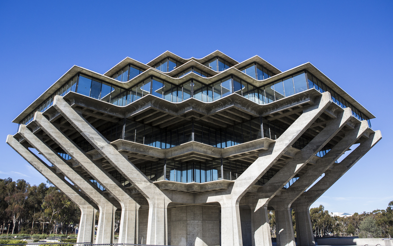 San Diego State Library - San Diego, CA